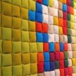 Fabric Pixel Portraits
