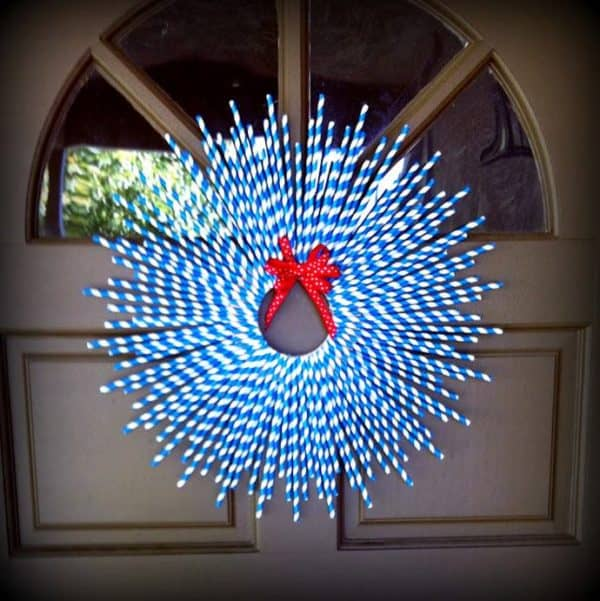 17 Ideas Of How to Reuse Plastic Straws Artistically Lamps & Lights Recycled Plastic