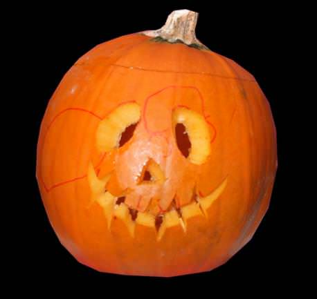 How to Recycle Halloween Pumpkins Do-It-Yourself Ideas Wood & Organic