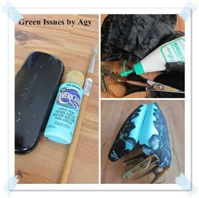 Old Specs Case To Clutch Accessories Do-It-Yourself Ideas