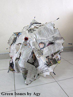 Diy: Spooky Umbrella Accessories Do-It-Yourself Ideas