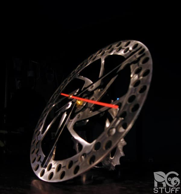 Time Stopping Accessories Upcycled Bicycle Parts