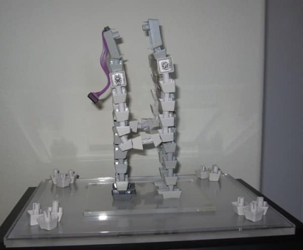 Keyboard Letter Sculptures Recycled Art Recycled Electronic Waste