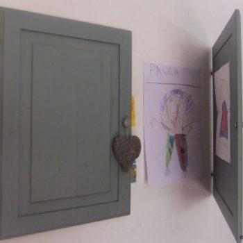 Door, door on the wall...