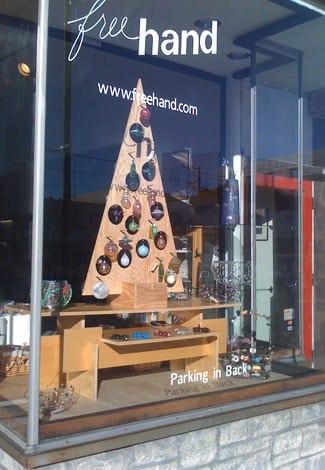 Eco-christmas Trees Wood & Organic