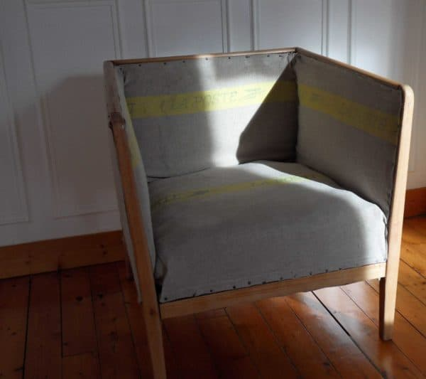 Mailbags Into Furniture Recycled Furniture