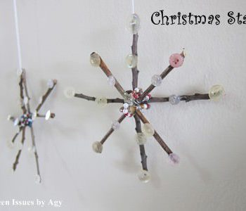 Christmas Star From Twigs