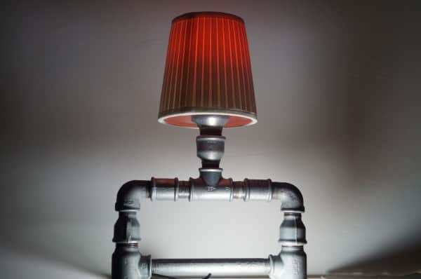 Plumber Lamp Lamps & Lights Recycling Metal