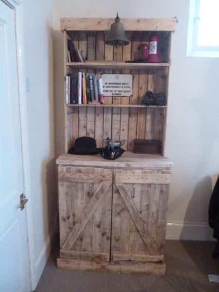 Pallet Dresser Recycled Furniture Recycled Pallets