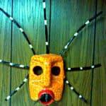 Vejigante Mask (Puerto Rican Carnival Mask)