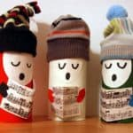 Songsters To Spread Holiday Cheers From Recycled Toilet Paper Rolls