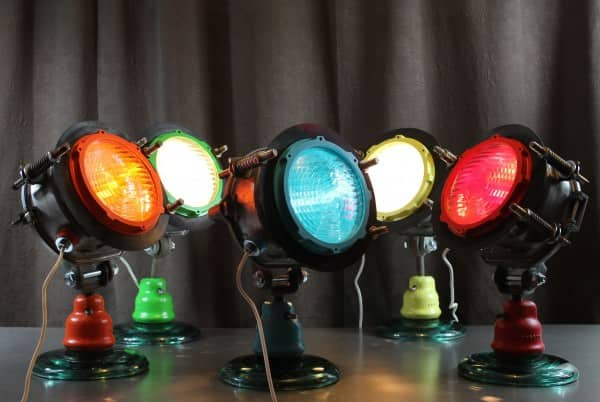 Nostage Lamps Lamps & Lights Recycled Electronic Waste