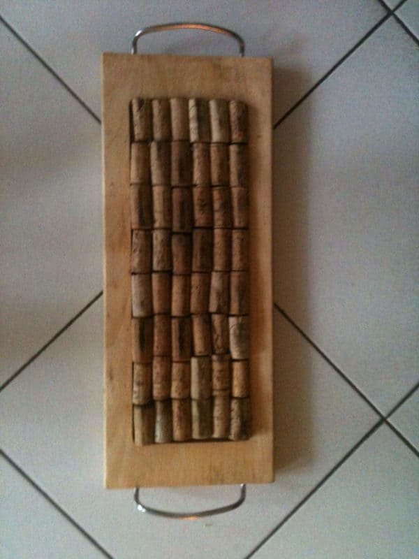 Another Corks Trivet Accessories Recycled Cork Wood & Organic