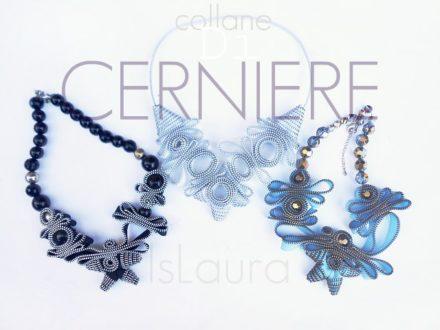 Necklaces Zipper