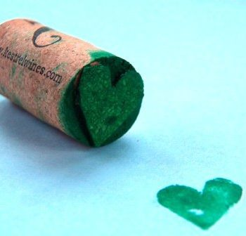 RIY: Cork Stamps