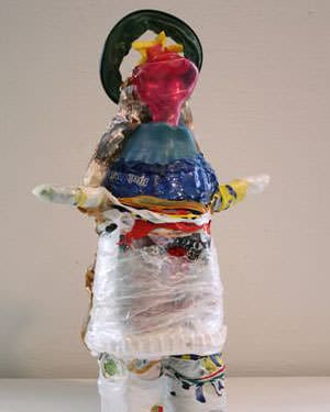 Plastic Planet – Sculptures Recycled Art Recycled Plastic