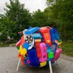 Plastic Planet - Sculptures