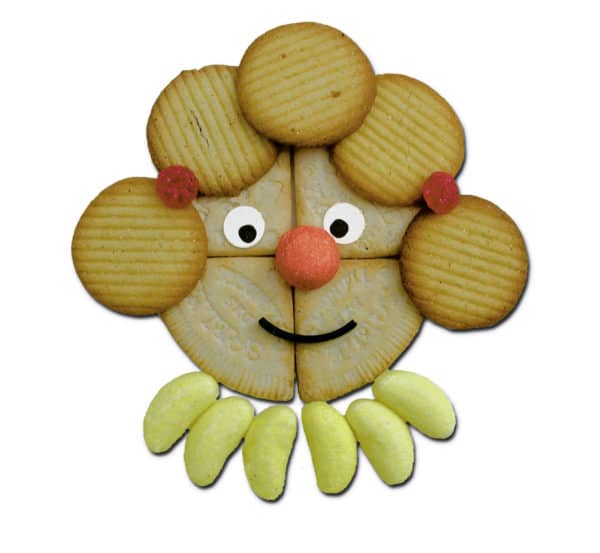 Cookies Figurines Do-It-Yourself Ideas Recycled Art