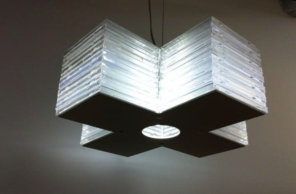 Xboxe Suspension Lamps & Lights Recycled Plastic