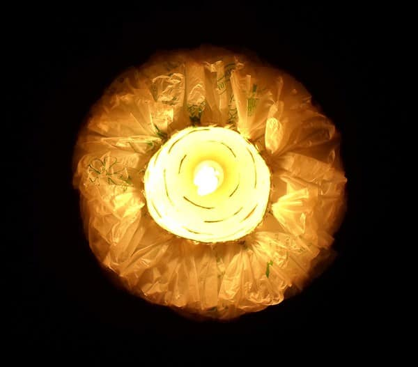 Tutu Lamp Do-It-Yourself Ideas Lamps & Lights