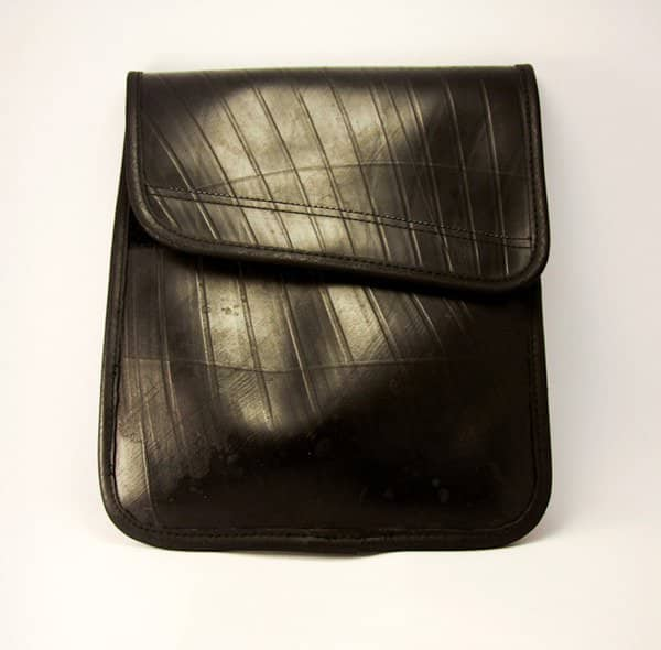 Recycled Tire Case for Ipad, Ipad Mini & Iphone Accessories Recycled Rubber