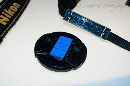 Diy: Lego Lens Cap Holder