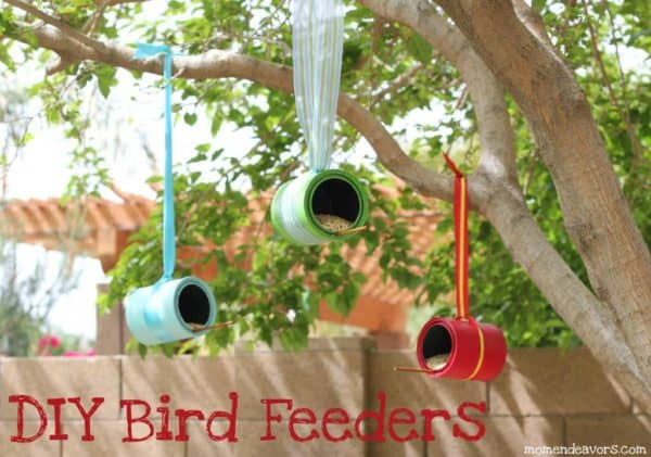 Diy Bird Feeders Do-It-Yourself Ideas Garden Ideas