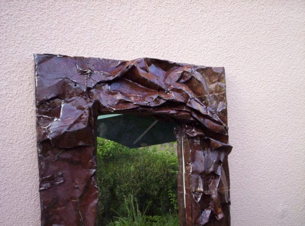 Renault Juva 4 Mirror Mechanic & Friends Recycled Furniture Recycling Metal