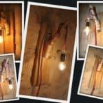 Climbing Bracket Lamp
