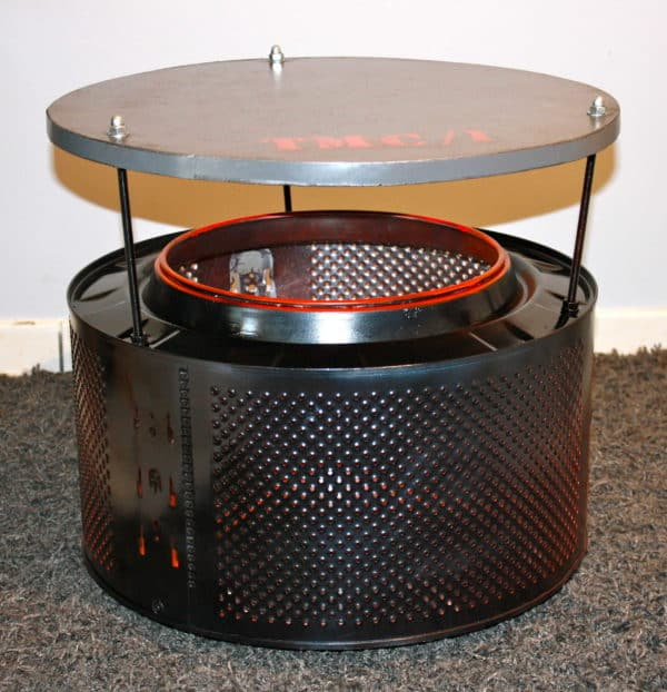 Delightful Washing Machine Table With Inside Light Lamps U0026 Lights Recycled Furniture
