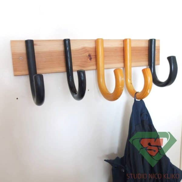 Upcycled Umbrella's Into Coat Rack Do-It-Yourself Ideas Recycled Furniture