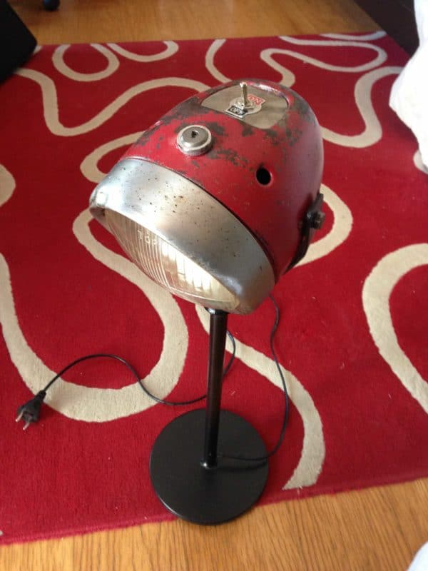 Lamp from Motorcycle Headlight Lamps & Lights