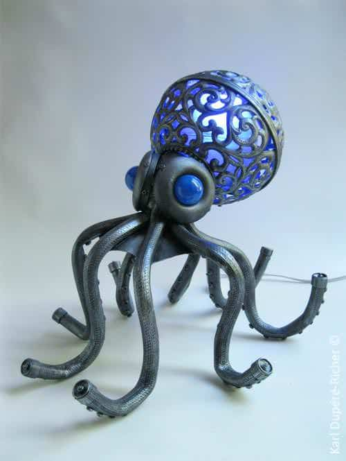 Octopus Lamp Lamps & Lights
