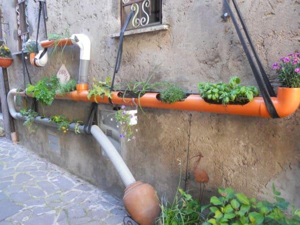 L'ortubo: L'orto in Un Tubo! Garden Ideas