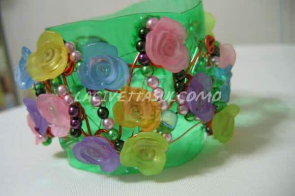 My Pet-bangles Recycled Plastic Upcycled Jewelry Ideas