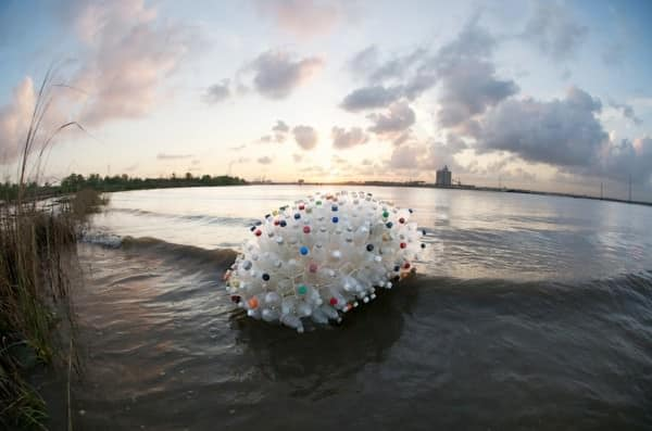 Human Debris by Jeremy Underwoods Recycled Art