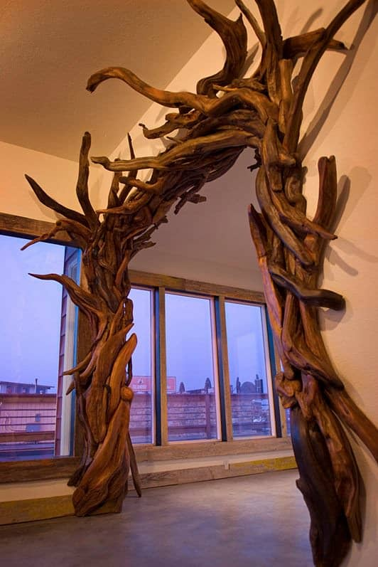 Driftwood Art by Jeff Uitto Recycled Art Wood & Organic