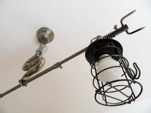 Suspension Lamp The Snake Lamps & Lights