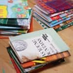 Recycled Scrap Note Books