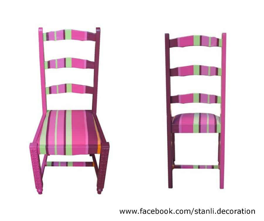 Trompe L'oeil Chair • Recyclart
