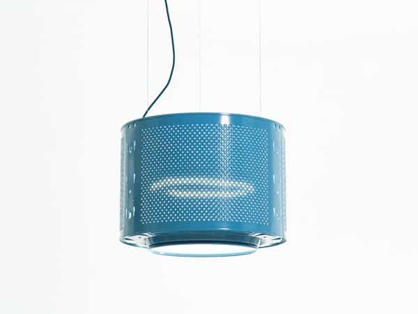 Drum Lamp by Willem Heeffer Lamps & Lights