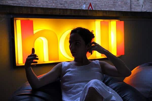 Decostruzione Xxxiii • Neon Recycled Art