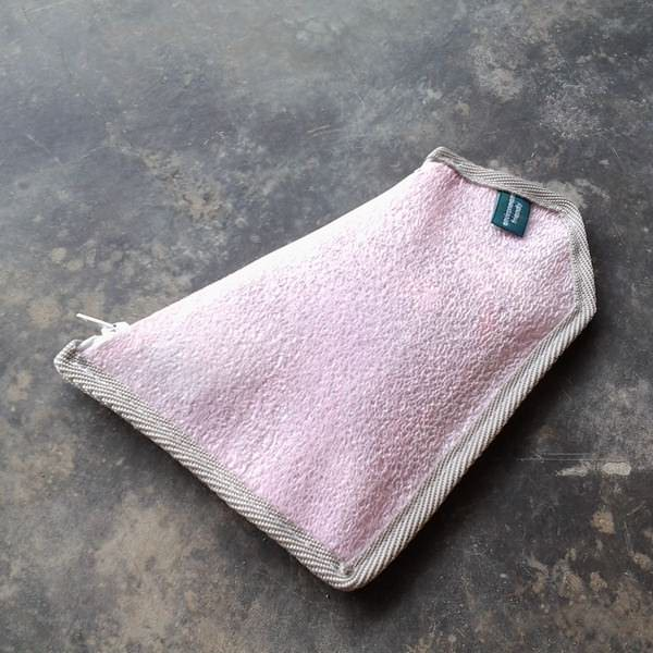 Pouch Made from Recycled Plastic Bags ! Accessories Recycled Plastic