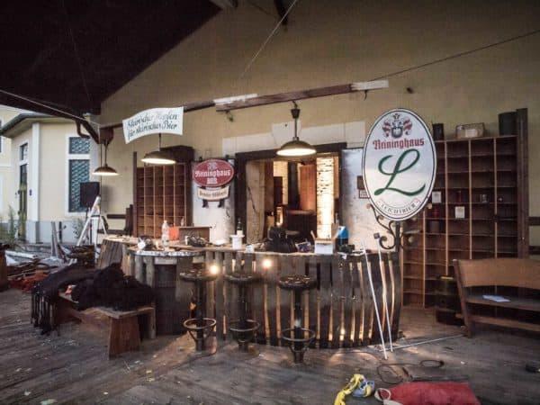 Ephemeral Wine Barrels Bar Home Improvement Wood & Organic