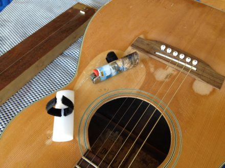 Ibic Guitar Slide