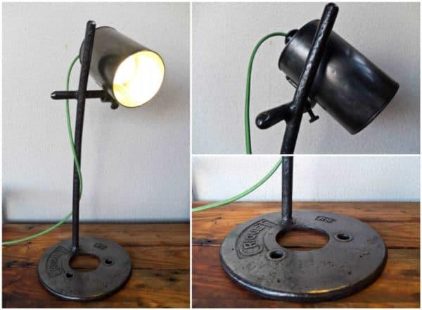 B9 Lamp • Recyclart