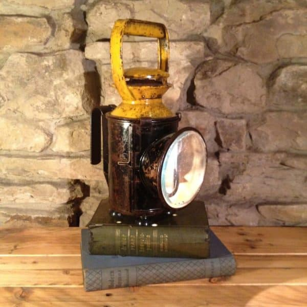 Recycled Industrial Lighting by Back From The Dead Lamps & Lights
