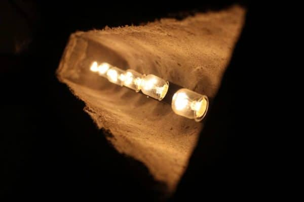 Concrete Flowerpot Lamp Lamps & Lights