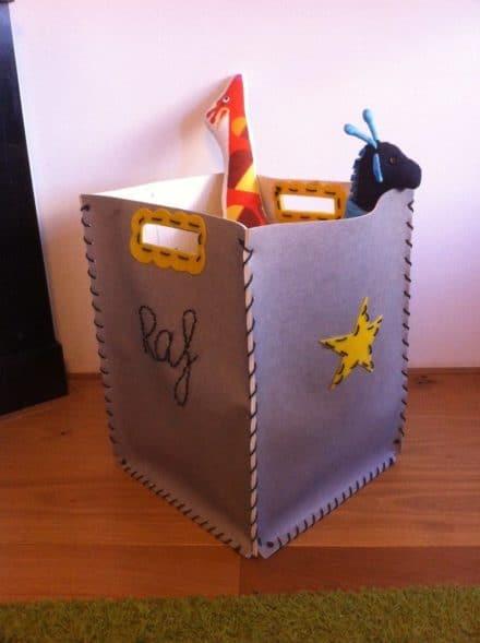 Bag for Toys