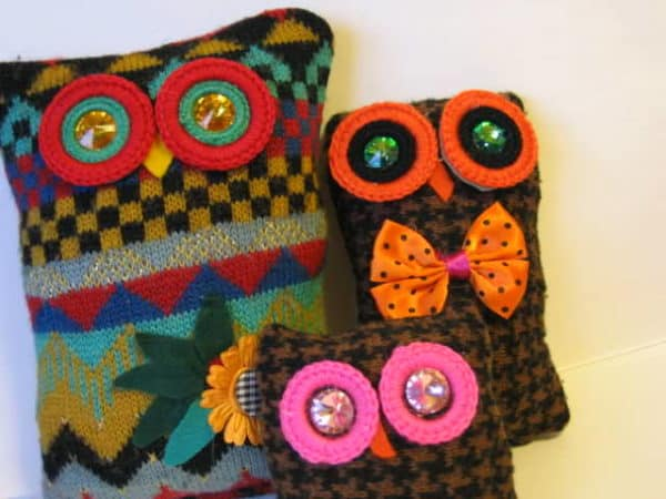 Recycled Owls Clothing Do-It-Yourself Ideas
